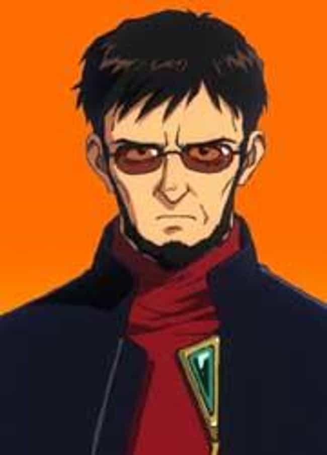 Gendo Ikari (Neon Genesis Evangelion)