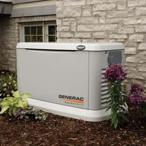 Generac is listed (or ranked) 24 on the list The Best Tool Brands