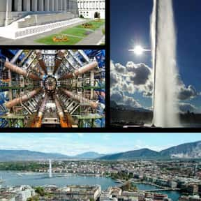 Geneva - 46°12'N is listed (or ranked) 18 on the list All Global Cities, Listed North to South