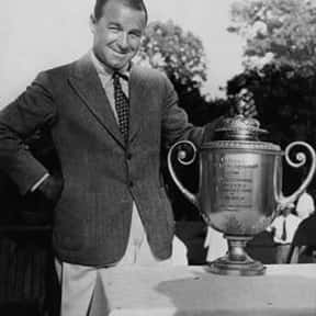 Gene Sarazen is listed (or ranked) 15 on the list The Best Golfers Of All Time