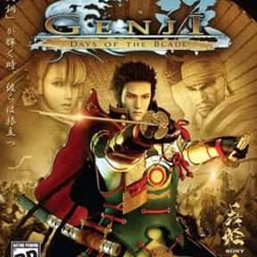 Genji: Days of the Blade is listed (or ranked) 12 on the list The Best Samurai Games, Ranked