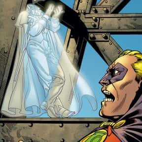 Gentleman Ghost is listed (or ranked) 20 on the list The Best Superheroes With The Power Of Invisibility