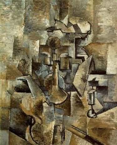 Georges Braque is listed (or ranked) 2 on the list Famous Cubist Artists, Ranked