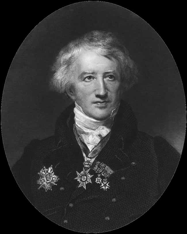 Georges Cuvier is listed (or ranked) 3 on the list Famous People Who Died of Cholera