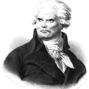 Georges Danton is listed (or ranked) 19 on the list List Of Executed Politicians
