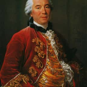 Georges-Louis Leclerc, Comte d is listed (or ranked) 18 on the list List of Famous Naturalists