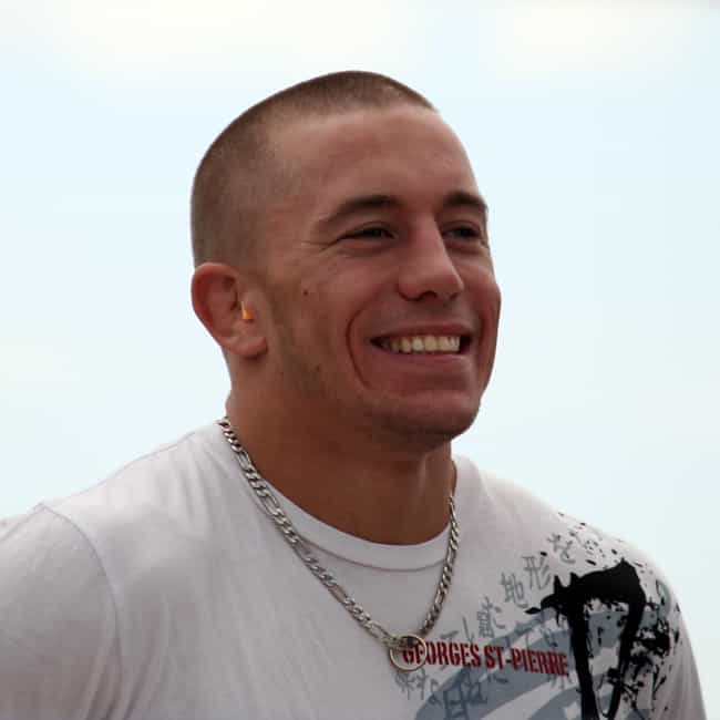 Georges St-Pierre is listed (or ranked) 4 on the list The Biggest Payouts In UFC History
