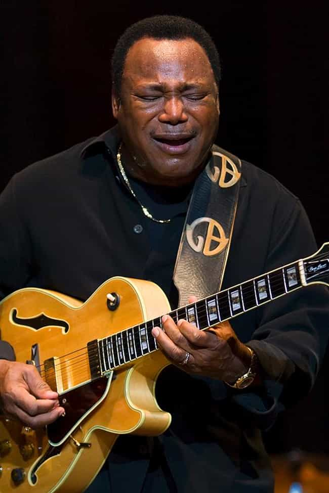 George Benson is listed (or ranked) 1 on the list Famous Guitarists from Pittsburgh