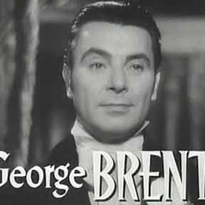 George Brent is listed (or ranked) 4 on the list Full Cast of Baby Face Actors/Actresses