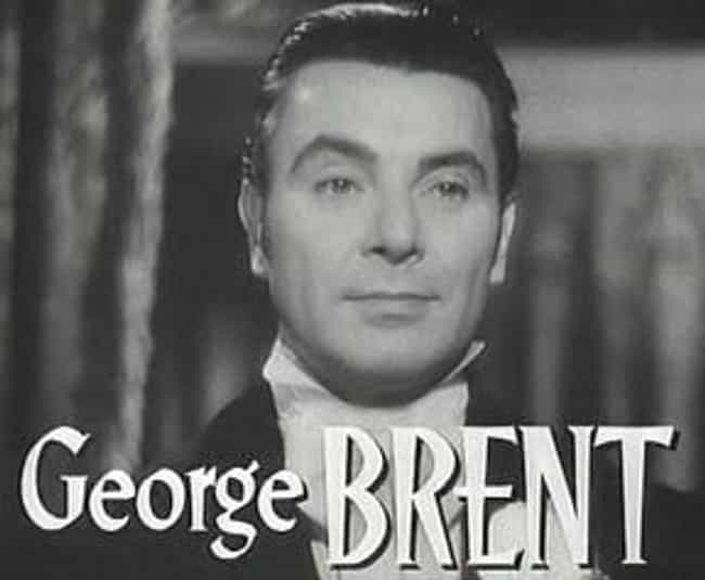 George Brent is listed (or ranked) 1 on the list Men Who Bette Davis Has Dated