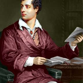 George Gordon Byron is listed (or ranked) 11 on the list The Greatest Poets of All Time