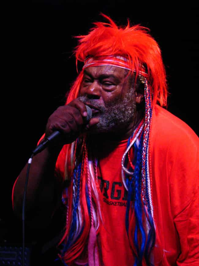 George Clinton is listed (or ranked) 3 on the list The Best P-Funk Bands/Artists