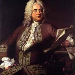 George Frideric Handel is listed (or ranked) 18 on the list Famous Bands from Germany