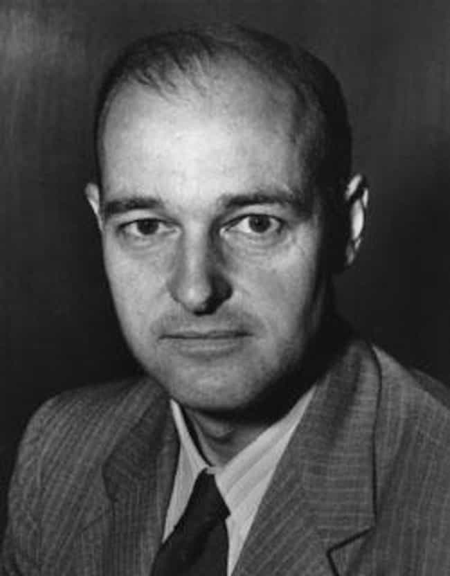 George F. Kennan is listed (or ranked) 4 on the list Famous Male Political Scientists
