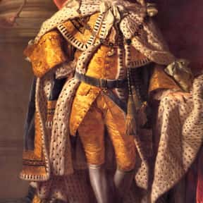 George III of the United Kingd is listed (or ranked) 16 on the list List of Famous Monarchs