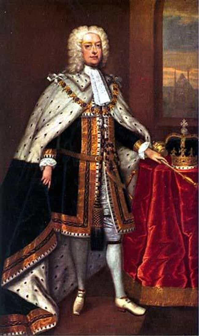 George II of Great Britain is listed (or ranked) 3 on the list Famous People Who Died On The Toilet