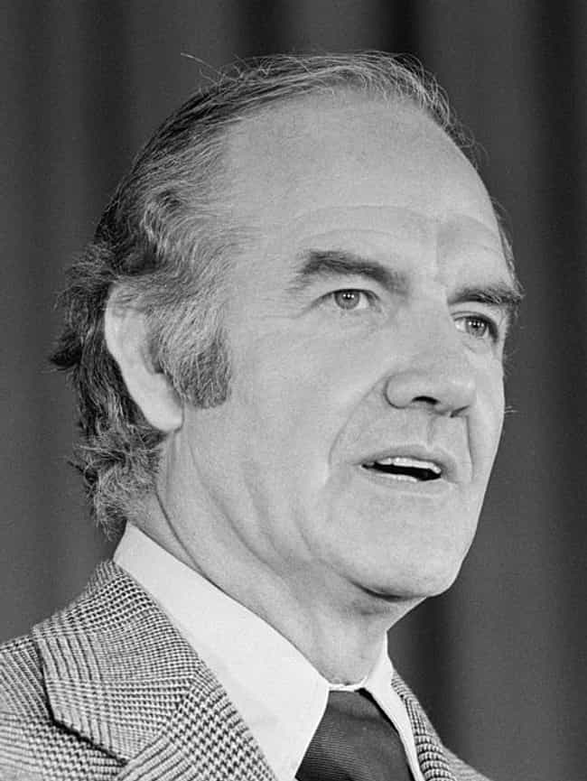George McGovern is listed (or ranked) 4 on the list World Food Prize Winners List