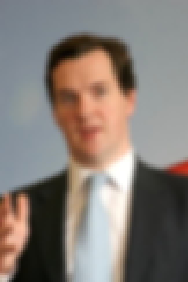 George Osborne is listed (or ranked) 4 on the list Famous People who Majored in Modern History