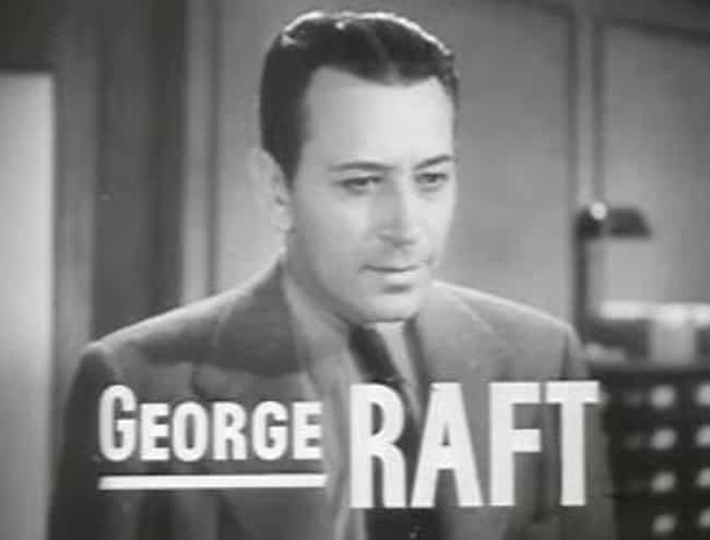 George Raft is listed (or ranked) 3 on the list Men Who Betty Grable Has Dated