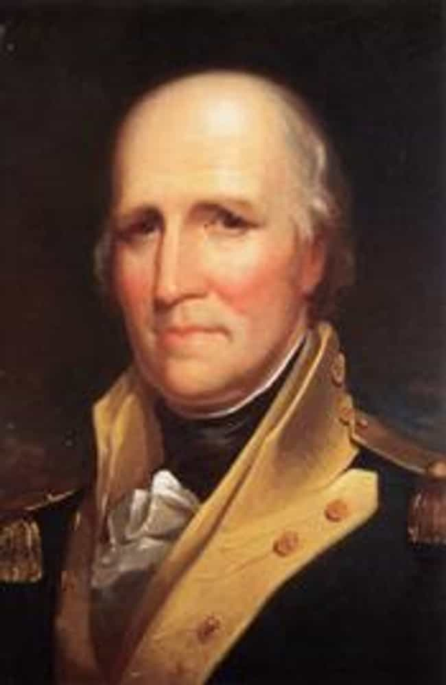 George Rogers Clark is listed (or ranked) 1 on the list Famous People Buried in Cave Hill Cemetery And Arboretum