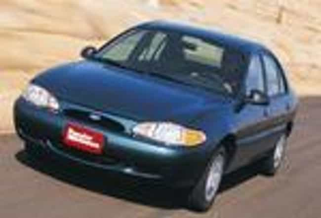 1996 Ford Escort Sedan is listed (or ranked) 4 on the list The Best Ford Escorts of All Time