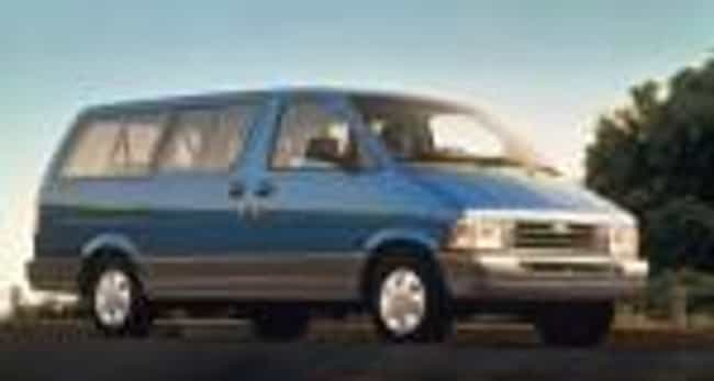 1996 Ford Aerostar Aeros... is listed (or ranked) 1 on the list List of 1996 Fords
