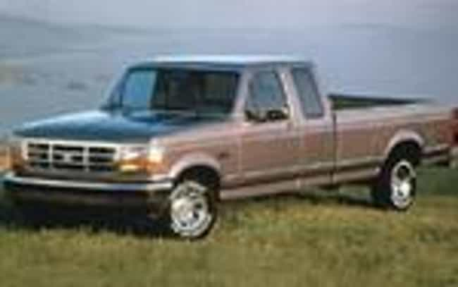 1996 Ford F250 is listed (or ranked) 4 on the list List of Popular Ford Pickup trucks