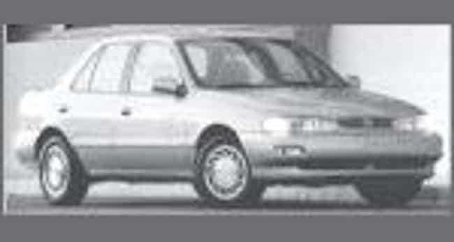 1995 Kia Sephia Is Listed Or Ranked 2 On The List Of Por