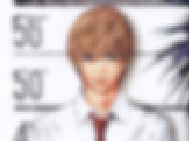 Light Yagami is listed (or ranked) 5 on the list The Very Best Anime Characters
