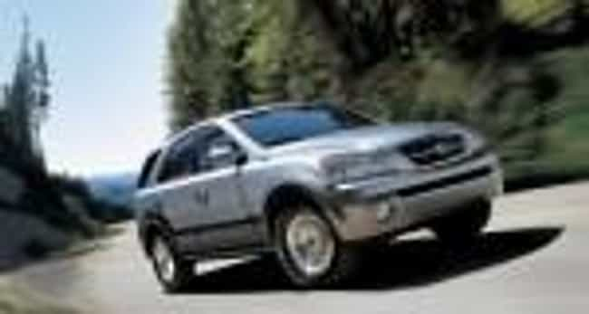 2005 Kia Sorento SUV 4WD is listed (or ranked) 4 on the list The Best Kia Sorentos of All Time