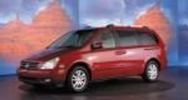2006 Kia Sedona is listed (or ranked) 1 on the list The Best Kia Sedonas of All Time