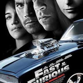 Fast & Furious is listed (or ranked) 9 on the list Movies That Turned 10 in 2019
