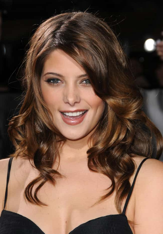 Ashley Greene is listed (or ranked) 50 on the list The Most Captivating Celebrity Eyes (Women)