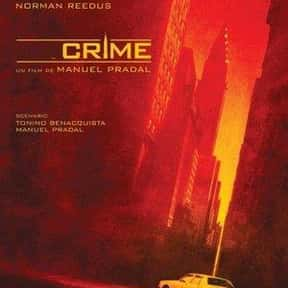 A Crime is listed (or ranked) 3 on the list Films Scored By Ennio Morricone