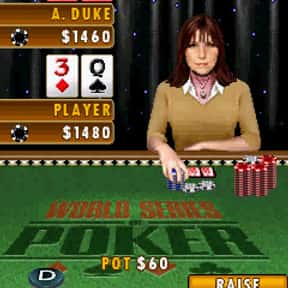 World Series of Poker: Pro Cha is listed (or ranked) 8 on the list Glu Games List