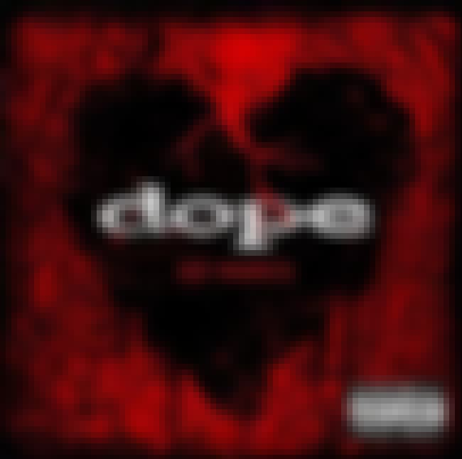 No Regrets is listed (or ranked) 3 on the list The Best Dope Albums of All Time