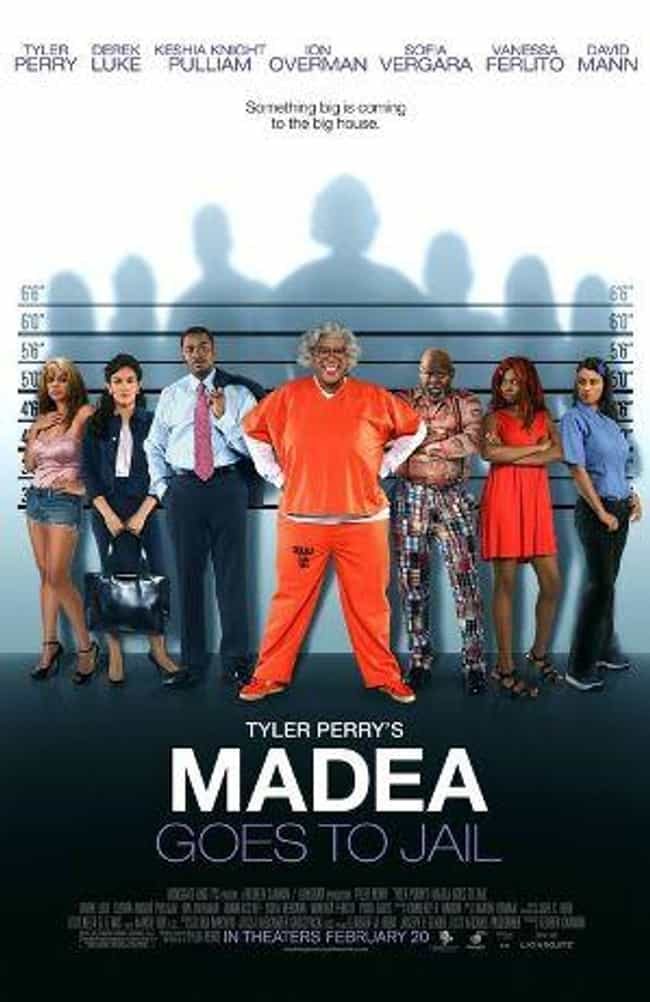 Madea Goes to Jail is listed (or ranked) 4 on the list All of Tyler Perry's Madea Movies
