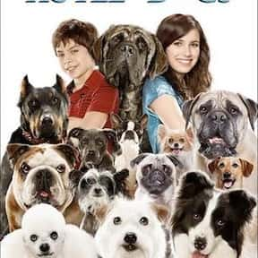 Hotel for Dogs is listed (or ranked) 2 on the list The Funniest Movies About Animals