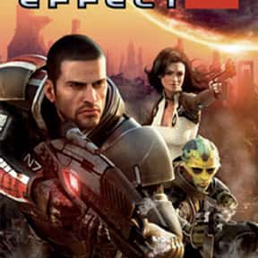 Mass Effect 2 is listed (or ranked) 1 on the list The Best Action Role-Playing Games Of All Time