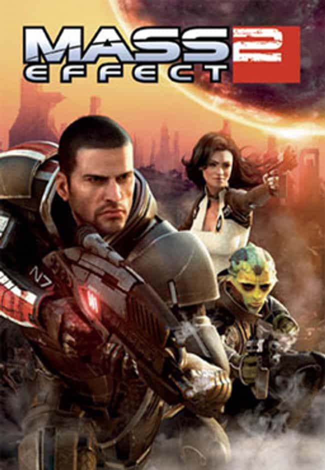 Mass Effect 2 is listed (or ranked) 4 on the list The Best Cross-Platform Games