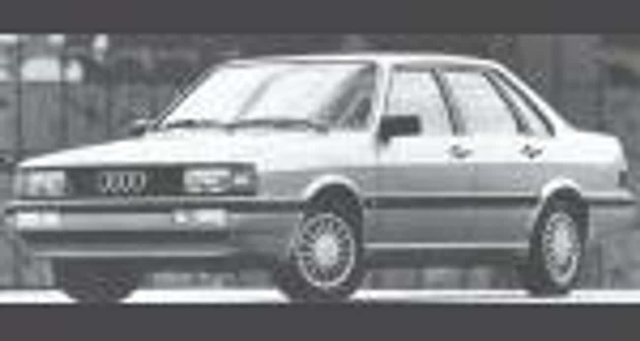 1987 Audi 4000