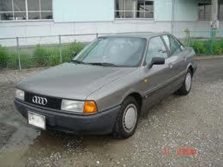 1989 Audi 80 Sedan