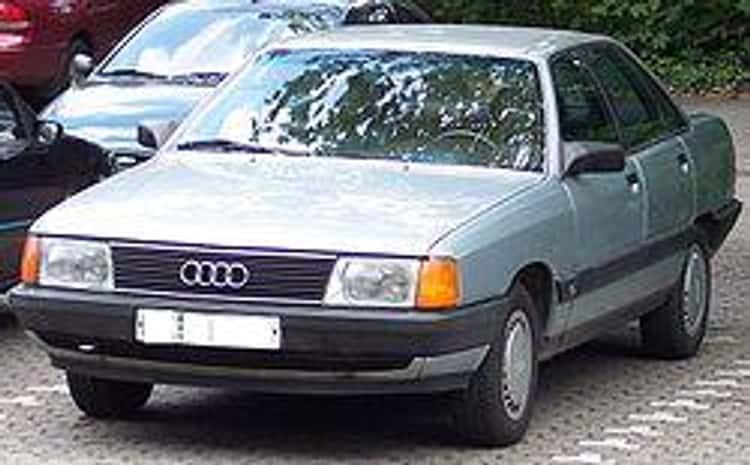 1989 Audi 100 Sedan