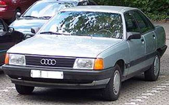1989 Audi 100 Sedan is listed (or ranked) 2 on the list List of All Cars Made in 1989