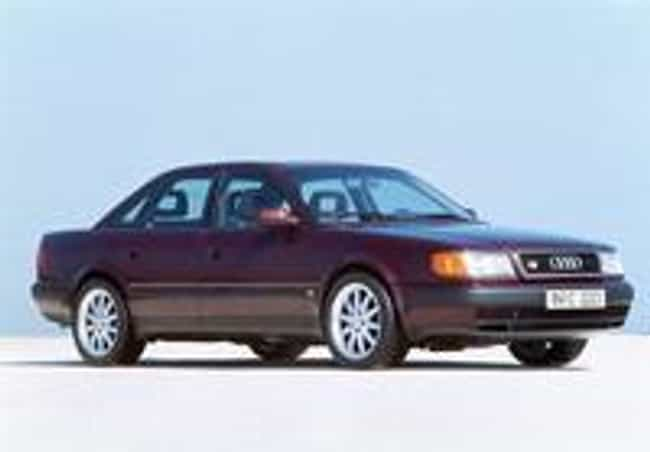 1990 Audi 100 Sedan is listed (or ranked) 2 on the list List of All Cars Made in 1990