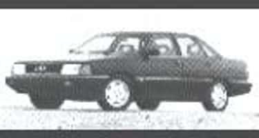 1991 Audi 100 Sedan