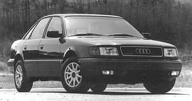 1992 Audi 100 Sedan is listed (or ranked) 1 on the list List of All Cars Made in 1992