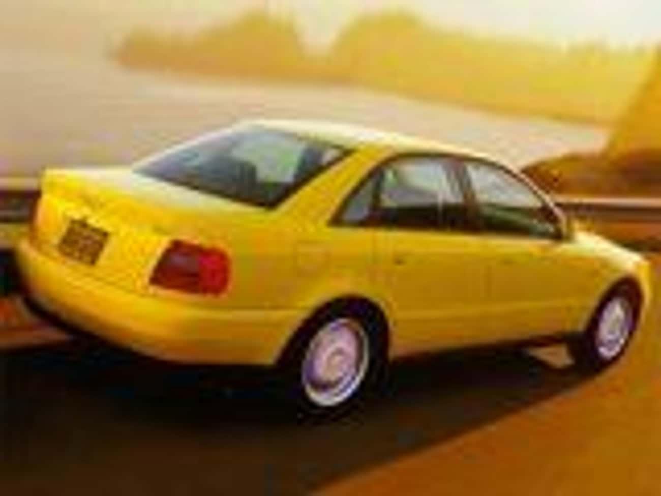 1998 Audi A4 Sedan Quattro