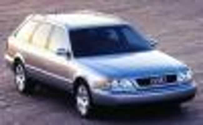 1998 Audi A6 Sedan Quatt... is listed (or ranked) 4 on the list List of All Cars Made in 1998