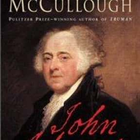 John Adams is listed (or ranked) 2 on the list The Best David McCullough Books